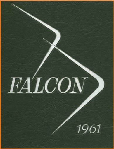 RHS 1961 Yearbook